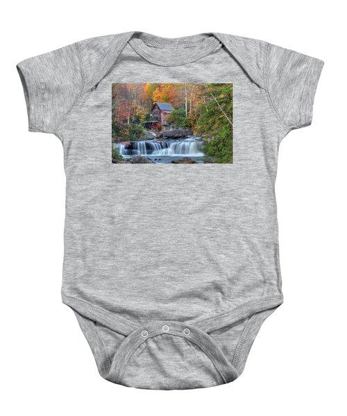 Babcock Grist Mill  II Baby Onesie
