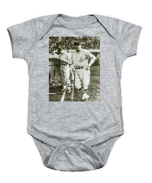 Babe Ruth All Stars Baby Onesie