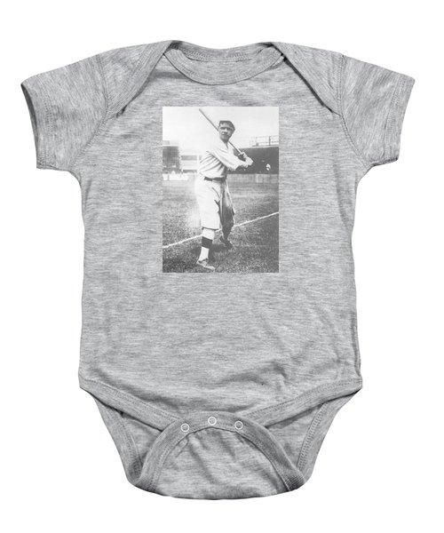Babe Ruth Baby Onesie
