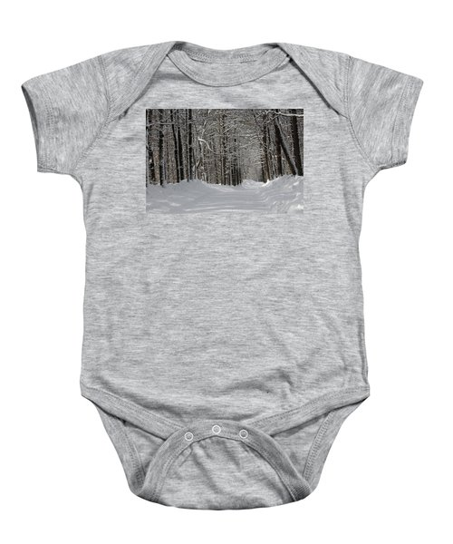 Back Rd Nh Baby Onesie