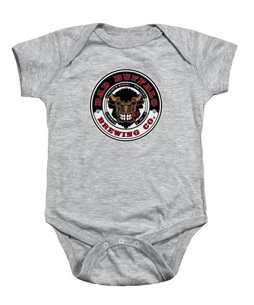 Bad Buffalo Brewing Baby Onesie