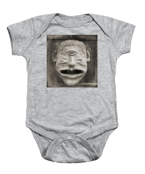 Bad Face Baby Onesie