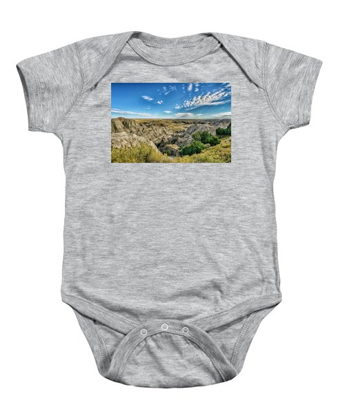Bad Lands South Dakota.... Baby Onesie