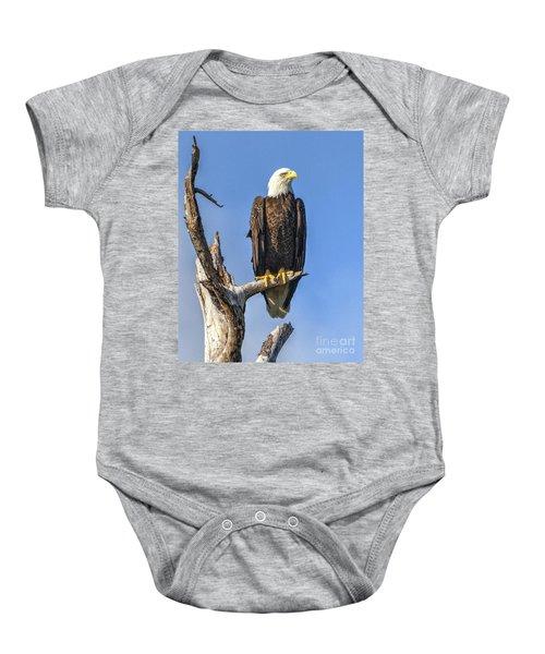 Bald Eagle 6366 Baby Onesie