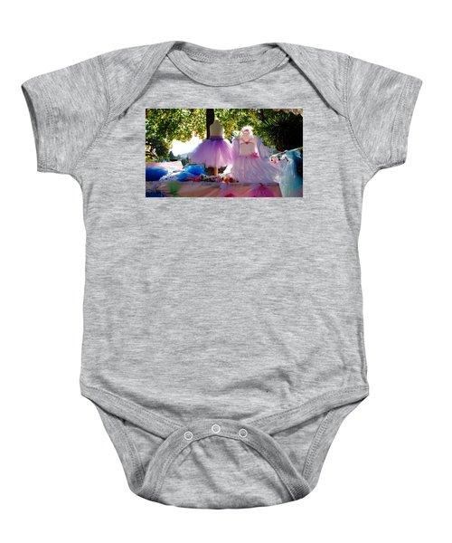 Ballerina Dresses Baby Onesie
