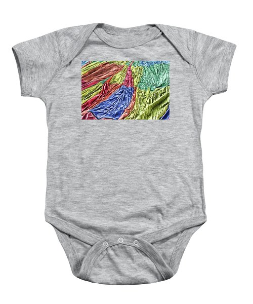 Balloon Abstract 1 Baby Onesie