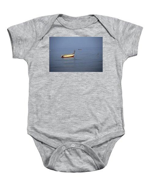 Baltic Sea Baby Onesie