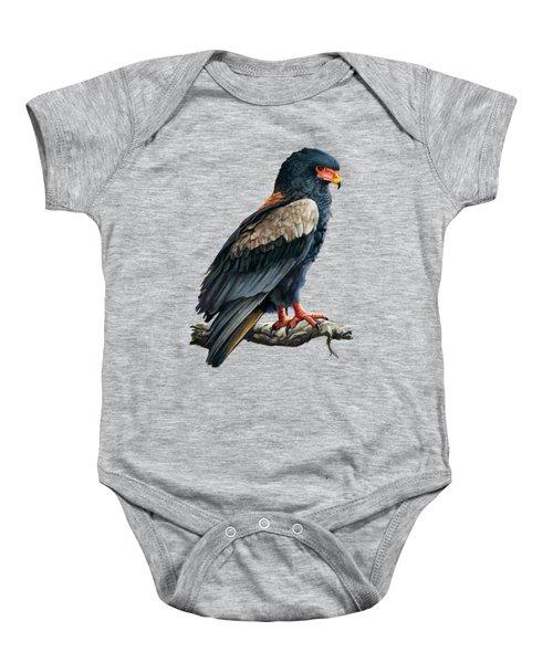 Bateleur Eagle Baby Onesie