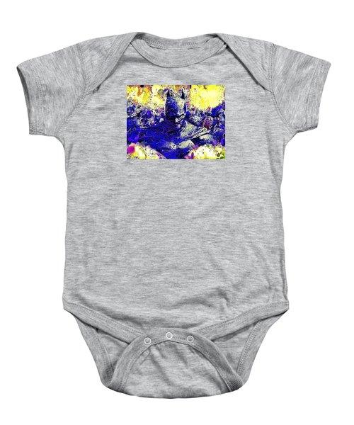 Batman 2 Baby Onesie