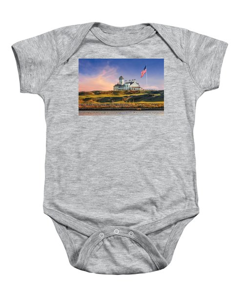 Bayonne Golf Club Baby Onesie