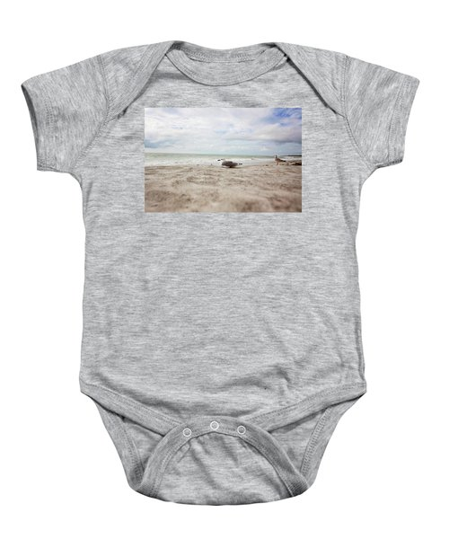 Beach Bum Baby Onesie
