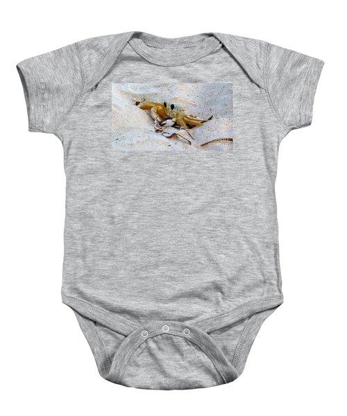 Beach Crab Baby Onesie