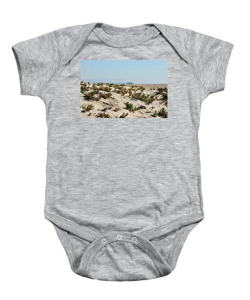 Beach Dune Baby Onesie