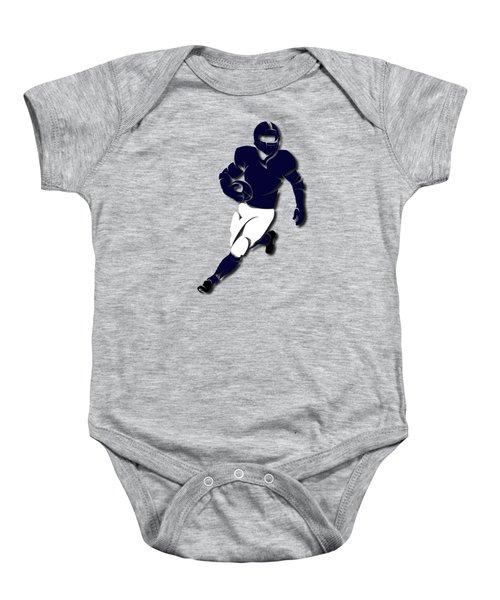 Bears Player Shirt Baby Onesie by Joe Hamilton
