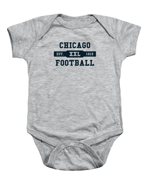 Bears Retro Shirt Baby Onesie by Joe Hamilton