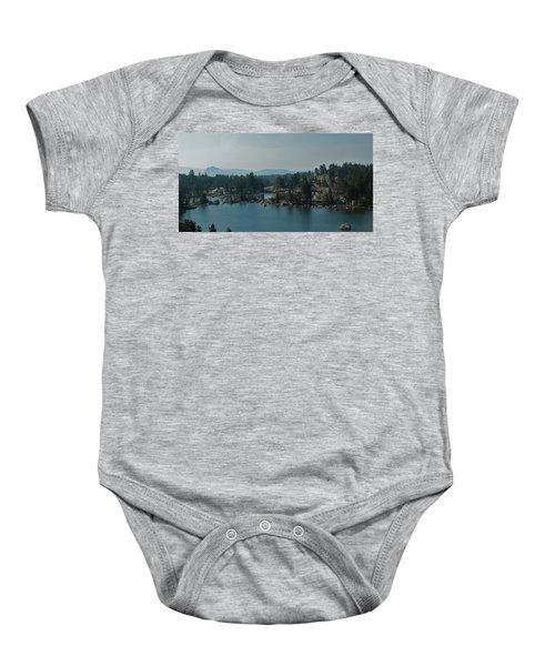Beartooth Pond At 10,000 Feet Baby Onesie