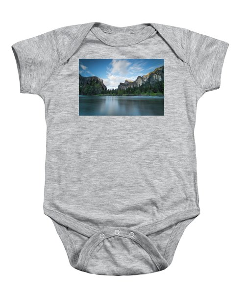Beautiful Yosemite Baby Onesie