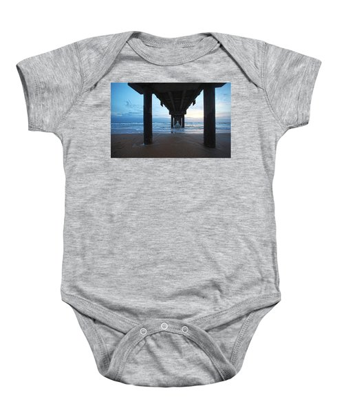 Before The Dawn Baby Onesie