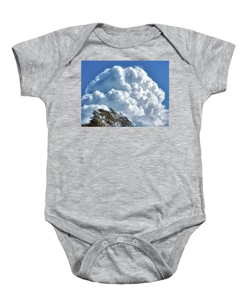 Before The Storm Baby Onesie