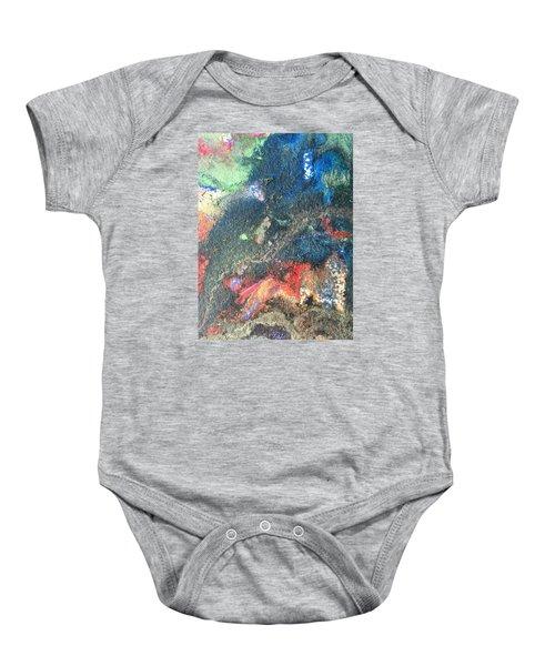 Beginnings - Geology Series Baby Onesie