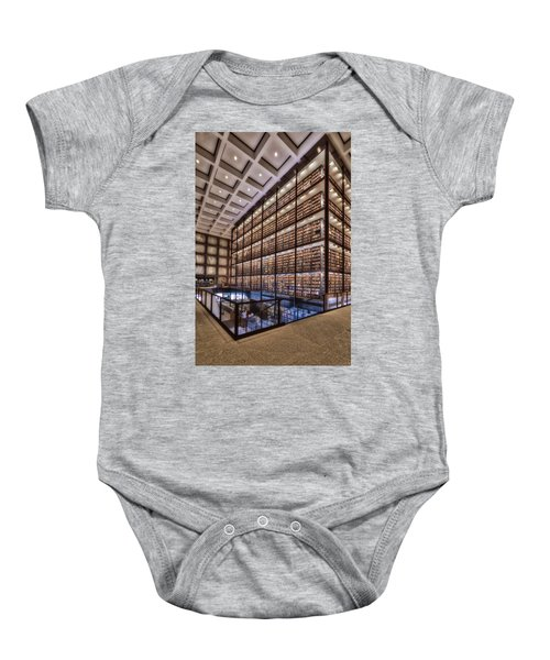 Beinecke Rare Book And Manuscript Library Baby Onesie