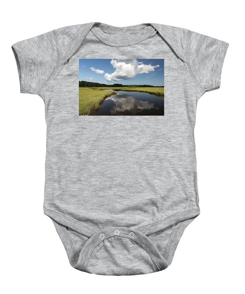 Bells Neck Road 2 Baby Onesie