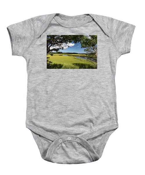 Bells Neck Road Baby Onesie