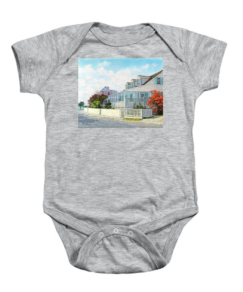Beside The Point I Baby Onesie
