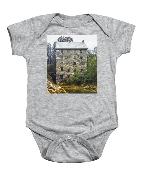 Beverly Mill II Baby Onesie