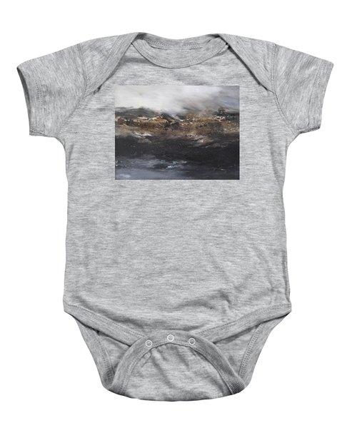 Beyond The Cliffs Baby Onesie