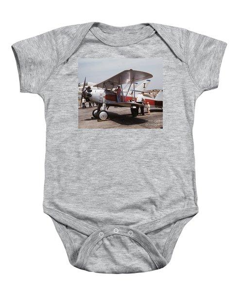 Bi-wing-3 Baby Onesie