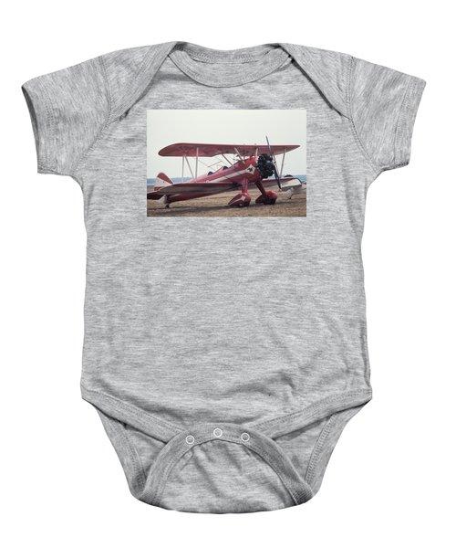 Bi-wing-9 Baby Onesie