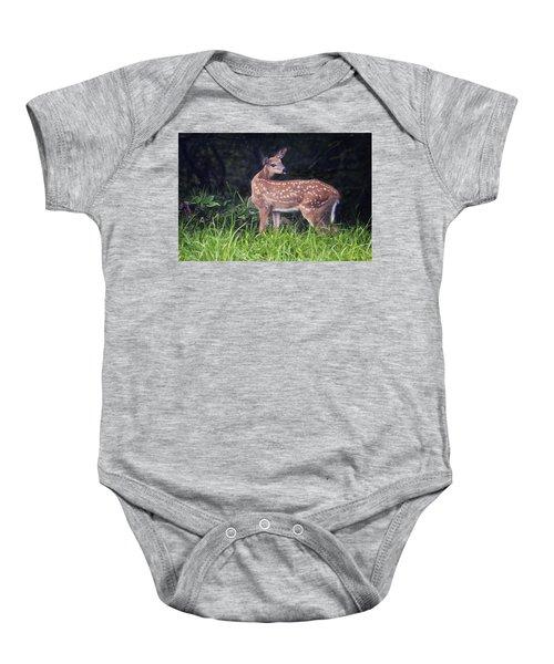 Big Bambi Baby Onesie