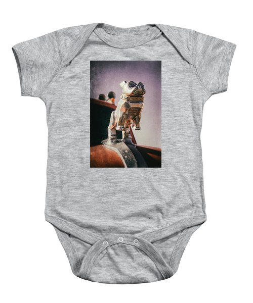 Big Mack Baby Onesie
