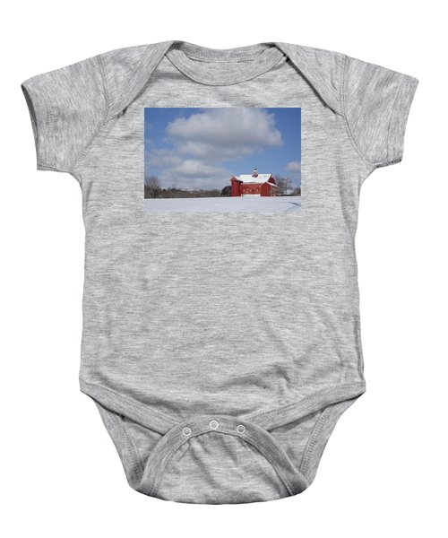 Big Sky Farm Baby Onesie