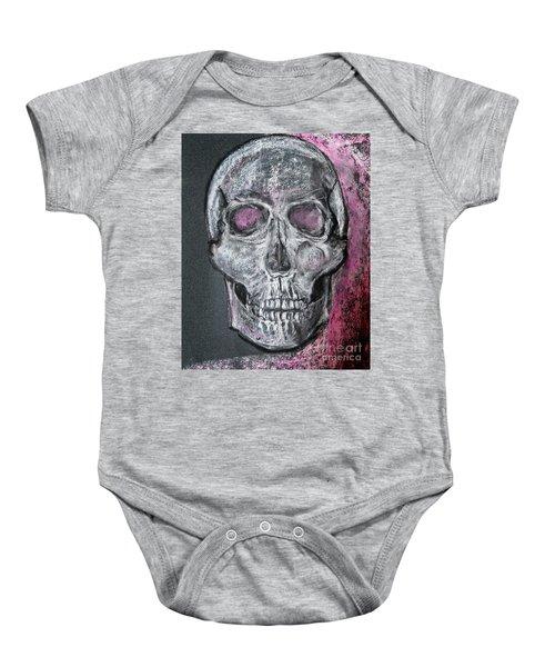 Billie's Skull Baby Onesie