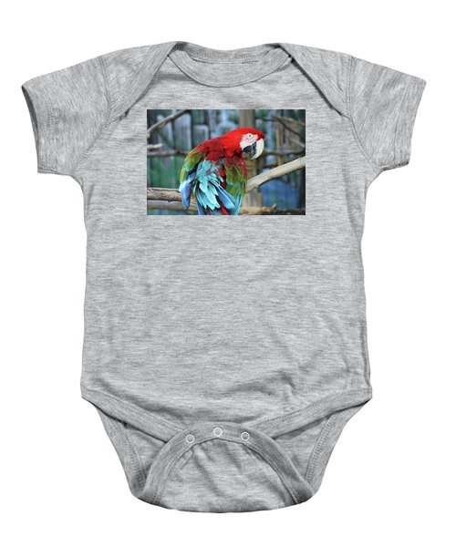 Birds Of A Feather Baby Onesie