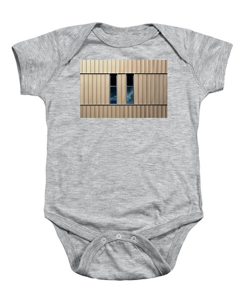 Birmingham Windows 2 Baby Onesie