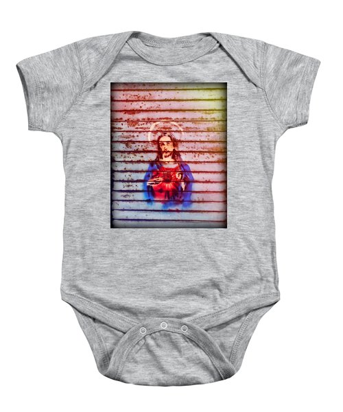 Blessing Baby Onesie