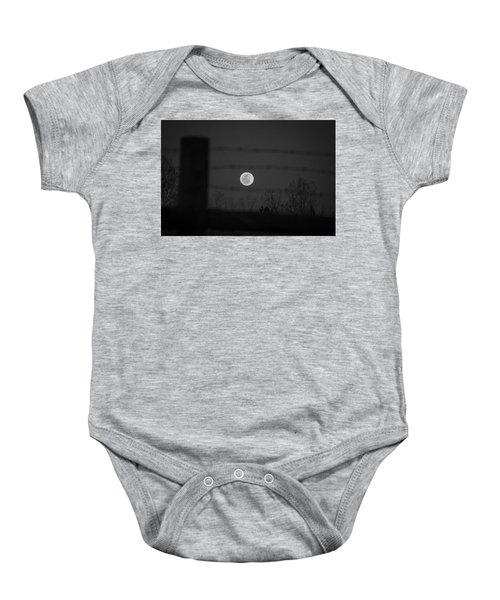 Blood Moon Baby Onesie