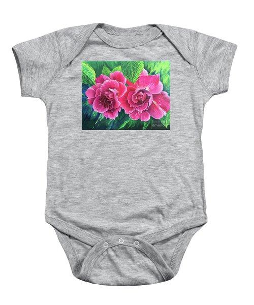 Blossom Buddies Baby Onesie
