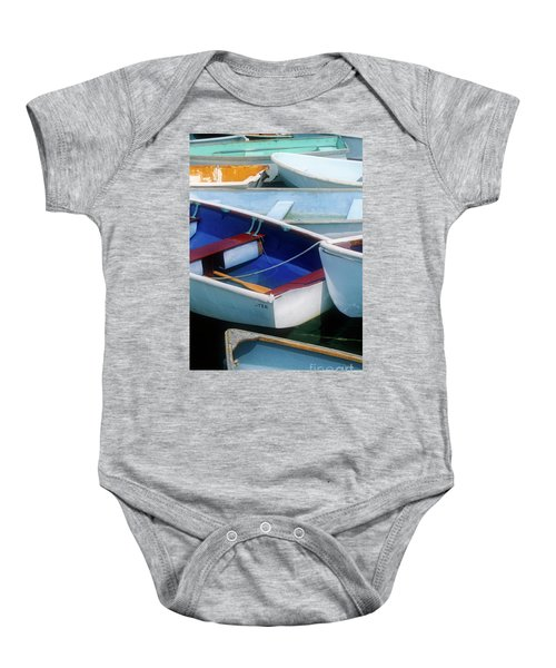 Boat Lot Baby Onesie
