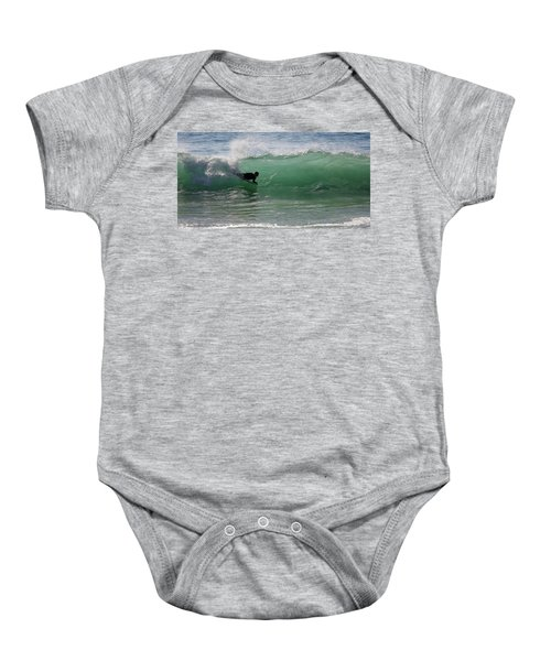 Body Surfer Baby Onesie