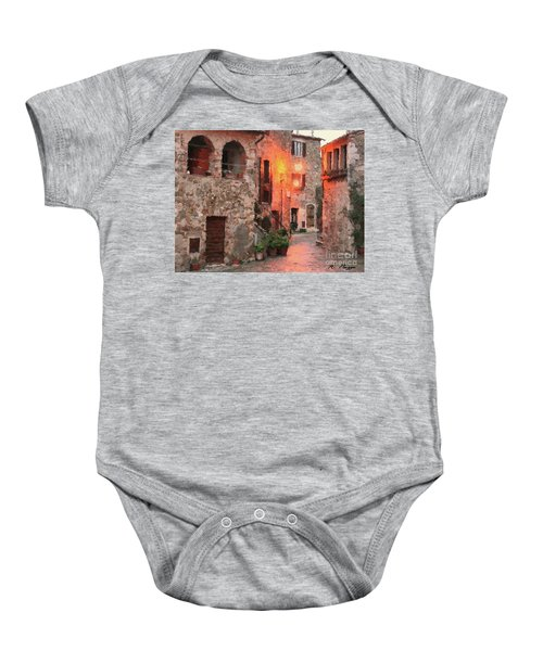 Borgo Medievale Baby Onesie