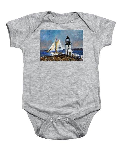 Brant Light Sail Baby Onesie