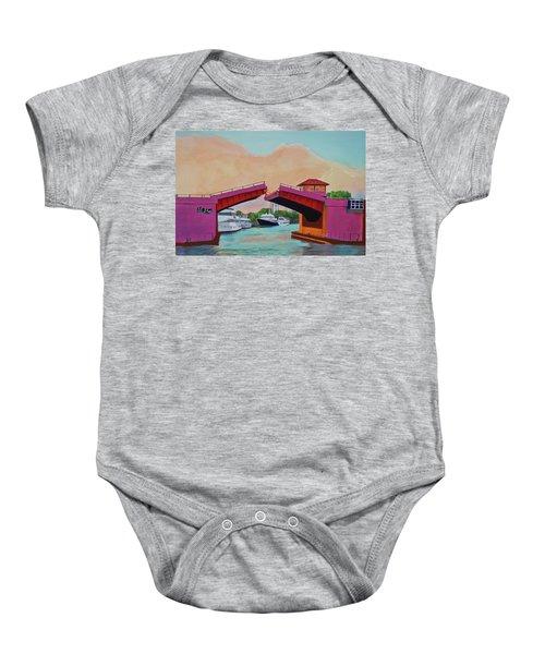 Bridge At Se 3rd Baby Onesie