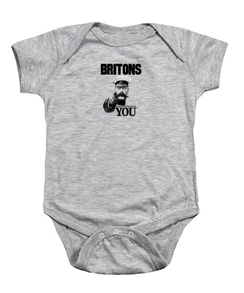Britons Your Country Needs You  Baby Onesie