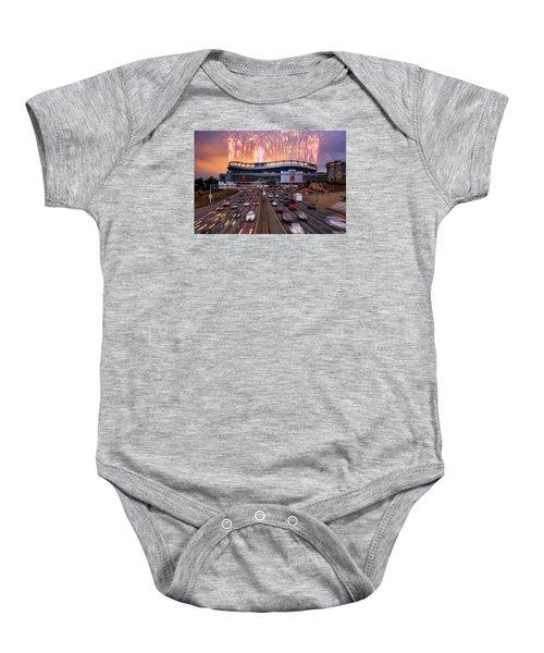 Broncos Win Afc Championship Game 2016 Baby Onesie