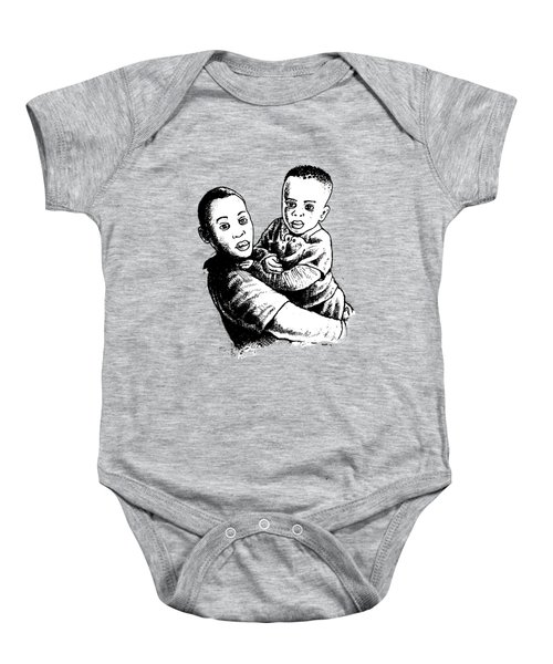 Brothers Baby Onesie