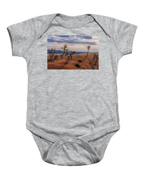 Bryce Landscape Baby Onesie